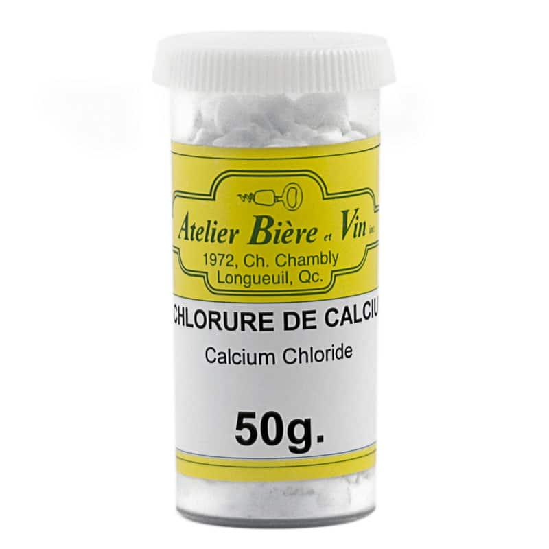 Chlorure de calcium 50g atelier bi re et vin for Chlorure de calcium pour piscine