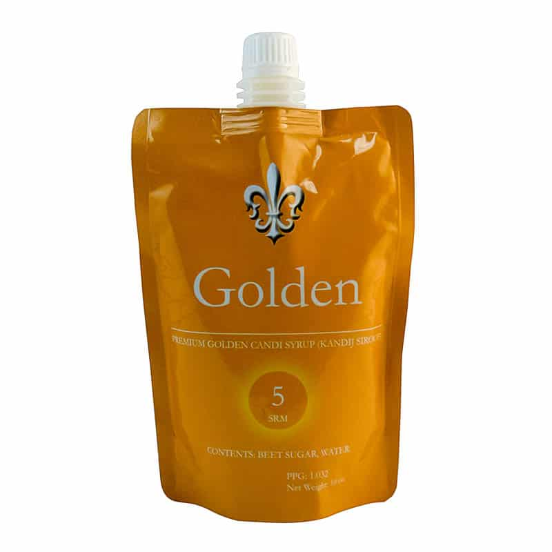 Belgian Golden Candi Sugar (16oz)