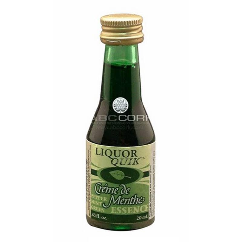 Liquor Quik Creme de Menthe 20ml