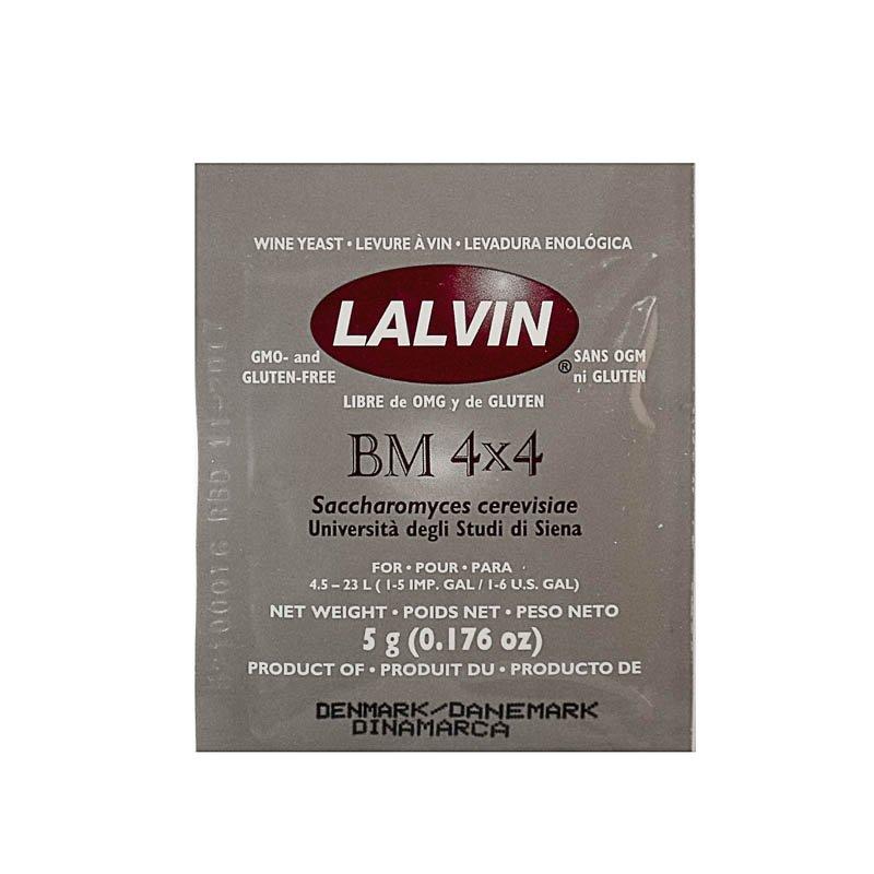 Wine Yeast BM 4X4 5g