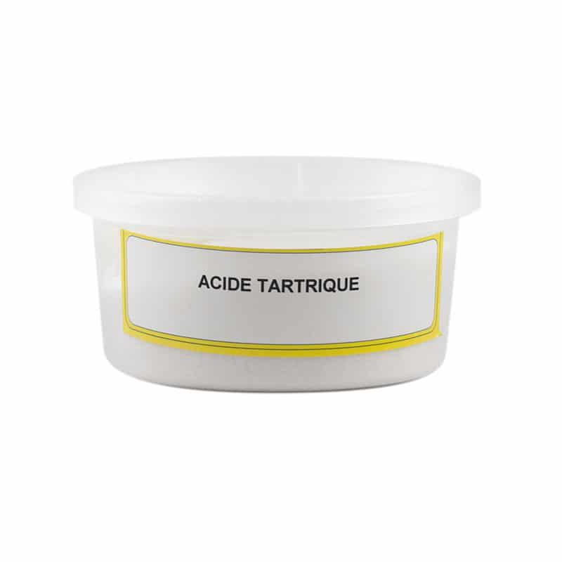Tartric Acid 250g