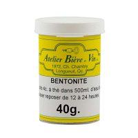 Bentonite 25g