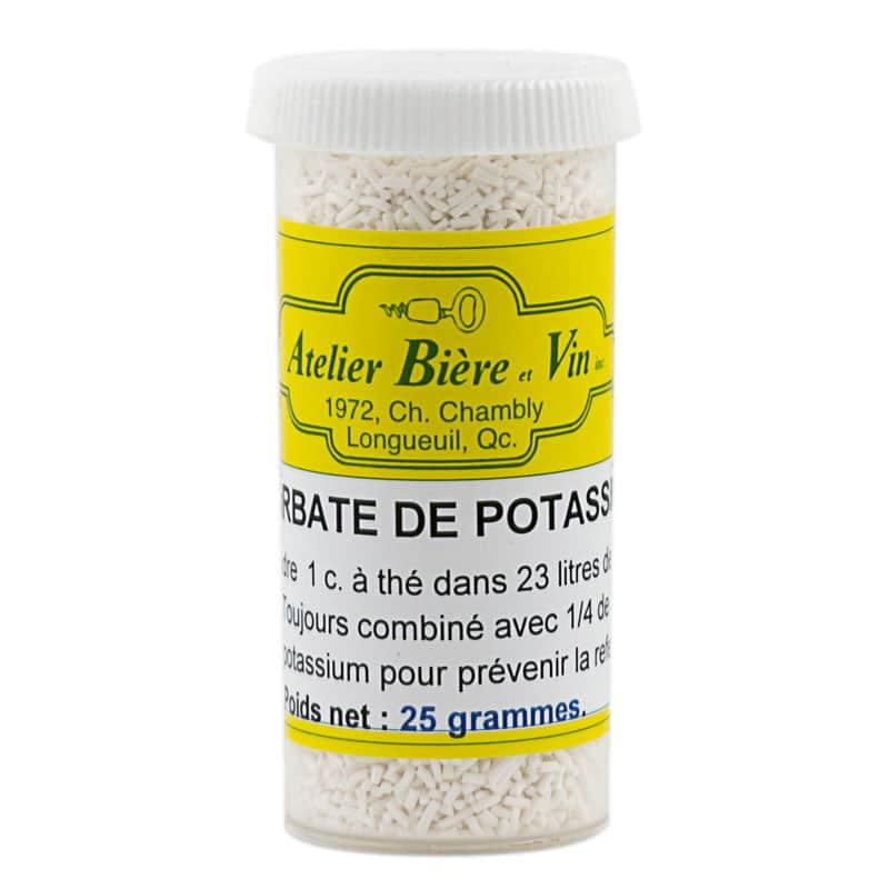 Potassium Sorbate 25g