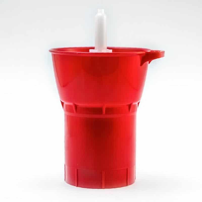 Delux Table Bottle Washer