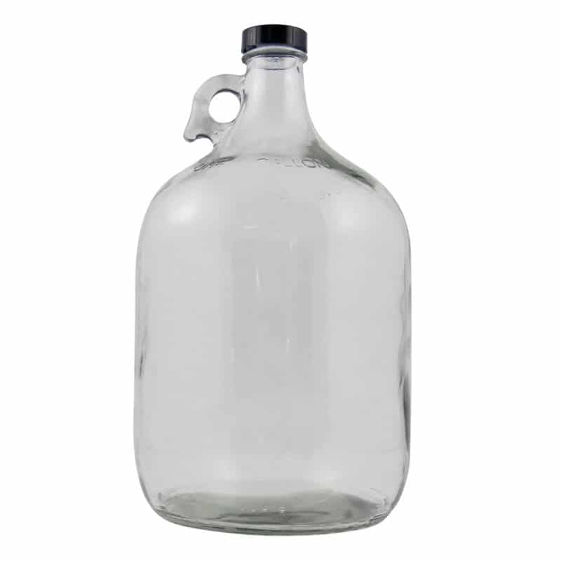 3.79l Jug (clear with cap)