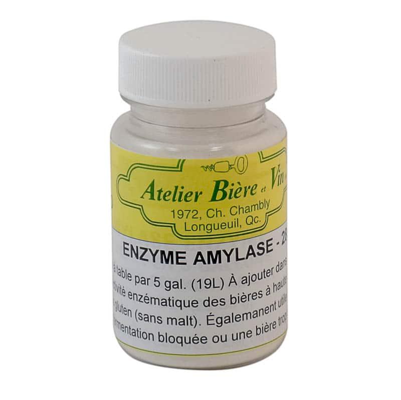 Amylase Enzyme 28g