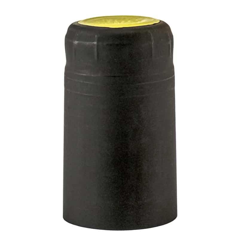 Shrink Caps Black (30)