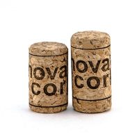 Agglomerated Corks Long (120)
