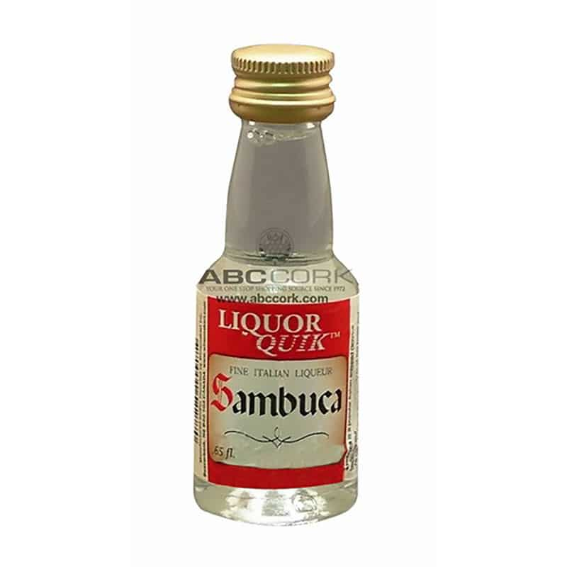 Liquor Quik Sambuca Essence 20ml