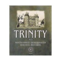 Self-adhesive Labels  Trinity Red