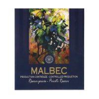 Self-adhesive Labels  Malbec