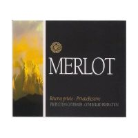 Self-adhesive Labels  Merlot Mountains