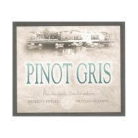 Self-adhesive Labels  Pinot Gris