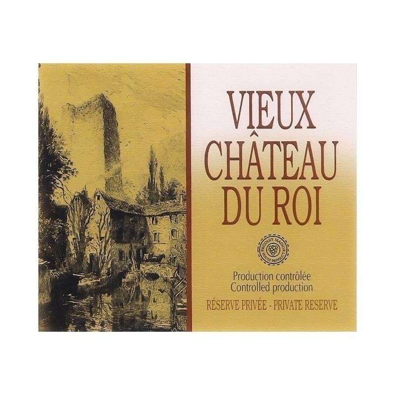 Self-adhesive Labels  Vieux Château du Roi