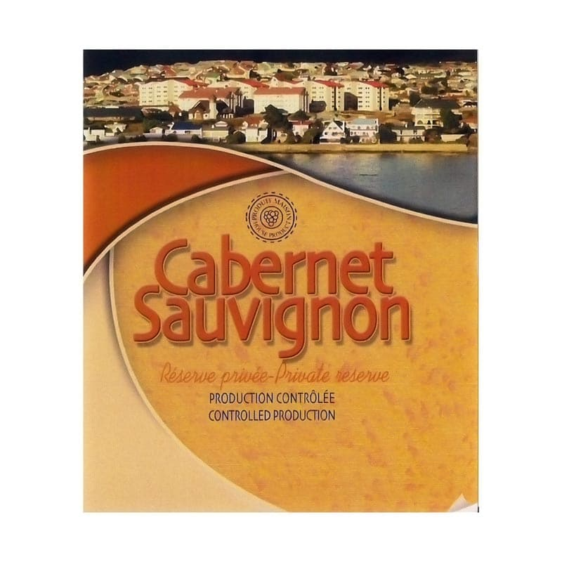 Self-adhesive Labels  Cabernet-Sauvignon