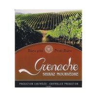 Self-adhesive Labels  Grenache / Shiraz / Mourvèdre