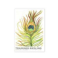 Self-adhesive Labels  Traminer-Riesling