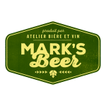 Mark's Beer – Blonde Ale –  1 gallon