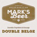Mark's Beer – Double Belge –  1 gallon