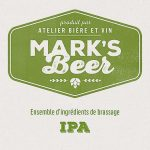 Mark's Beer – India Pale Ale –  1 gallon