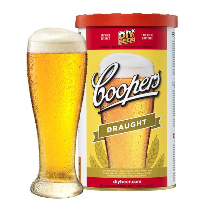 Coopers Draught 1.7 Kg