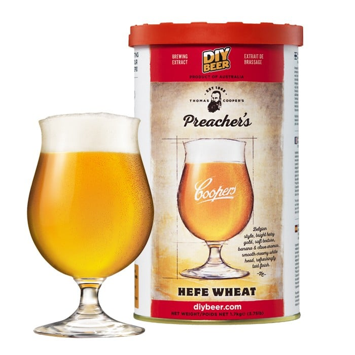 Coopers Hefe Wheat  1